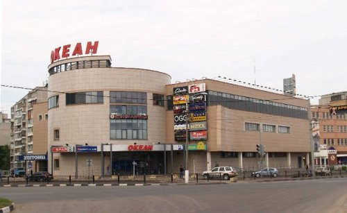 г. Жуковский, торговый центр «Океан» ул.Гагарина