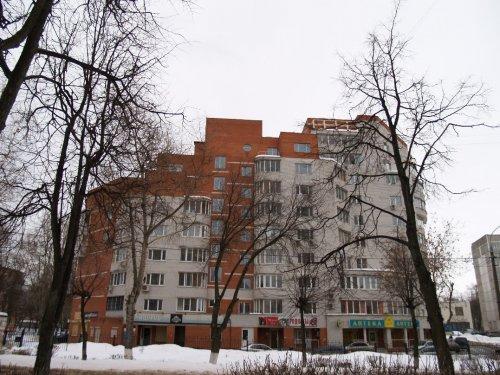 Жилой дом по улице Дугина